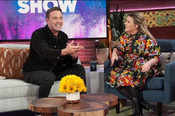 Live Show With Ben Affleck